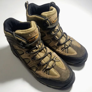 Highland Creek Hiking Boots Mens Size 10